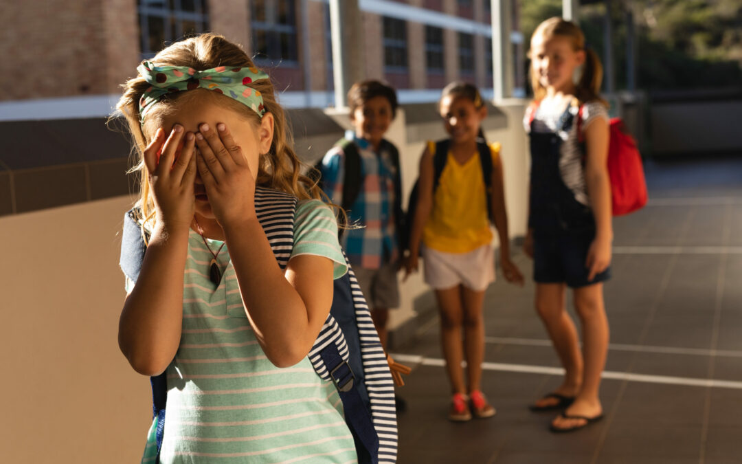 Your child bullied in school?  Know your options